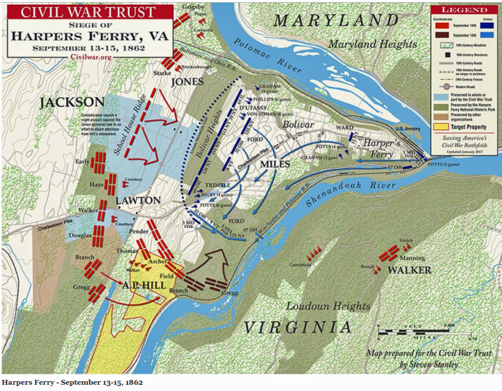 Harpers Ferry Civil War Trust