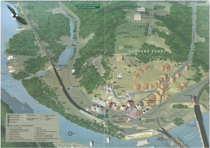 Harpers Ferry map 1-1