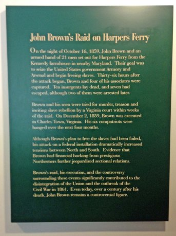John Brown raid on Harpers Ferry