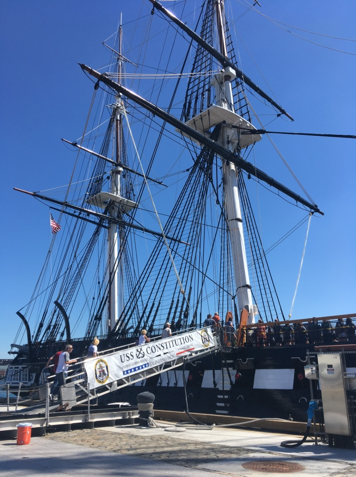 USS Constitution Boston Historical Park