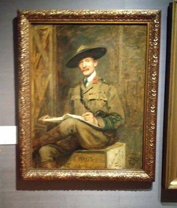 Baden-Powell - spejder over alle spejdere