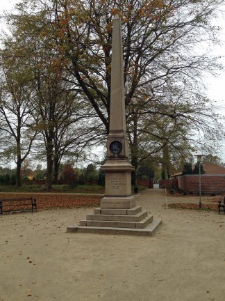 Obelisk Dalgas i Herning
