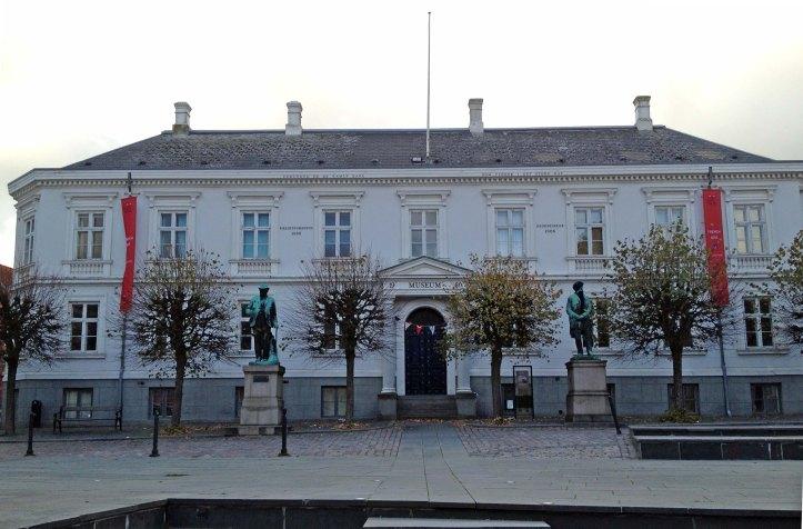 Hedeselskabets flyttede 1907 til Hjultorvet i Viborg
