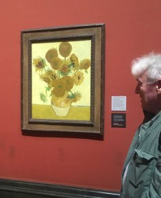 van Goghs solsikker en af mine favoritter