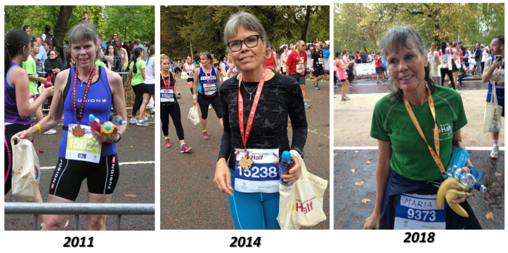 Royal Parks Half 3 year