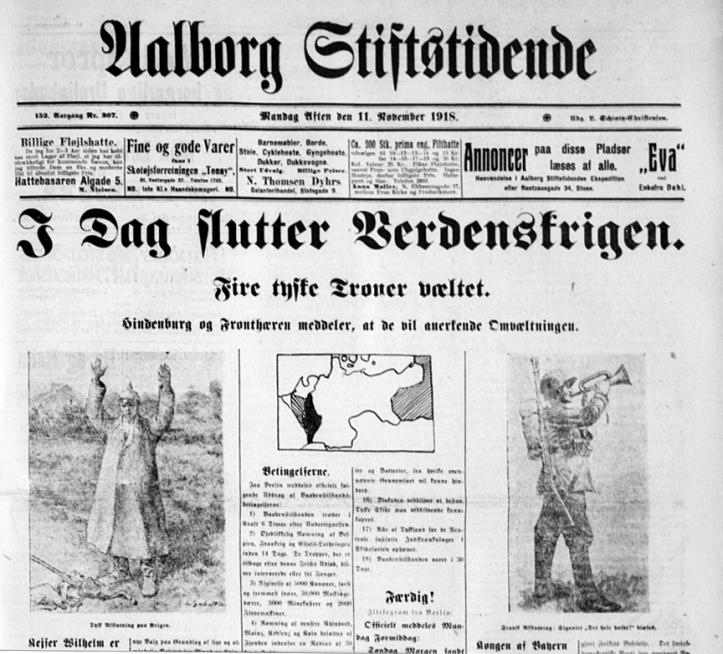 11-11-1918 avis forside