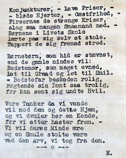 De sidste vers af Emrys sang