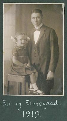 Emry med Ermegaard