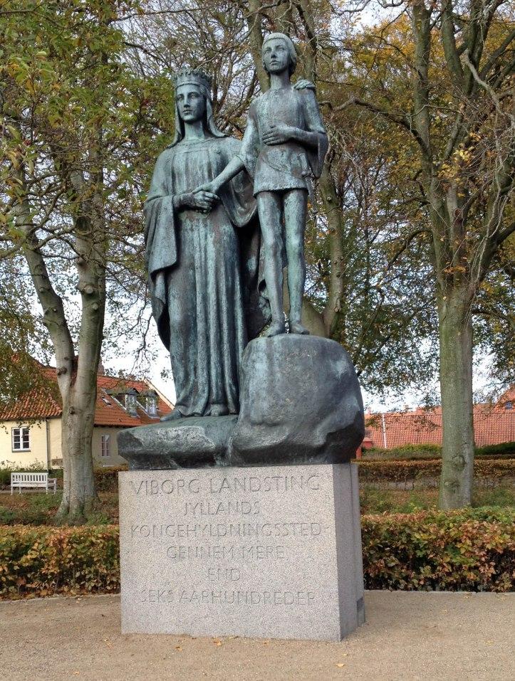 Kongehyldningen i Viborg