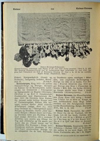 Kalmar Kronings dokumentet