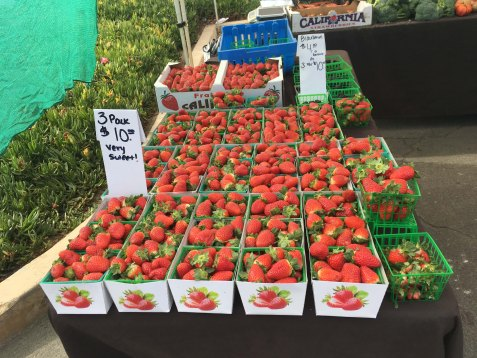 Strawberry Farmer's Market