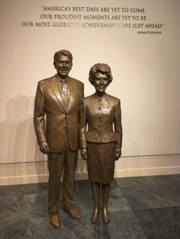 Ronald Reagan museum