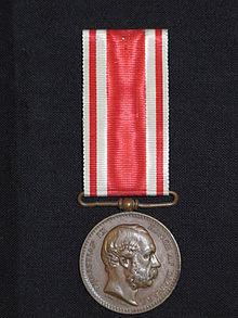 Erindringsmedalje_for_Krigen_1864._Forside.
