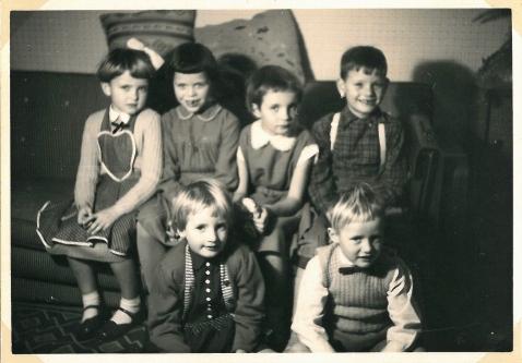1951 små fødselsdagsgæster