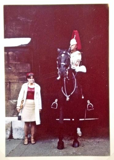 1966 Horsegarden London