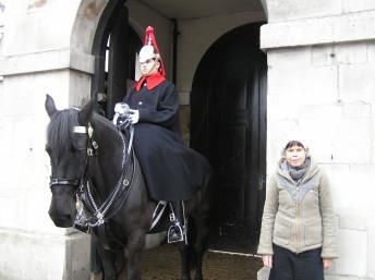 2006 Horsegarden London