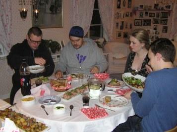 Større gæster i Snejbjerg