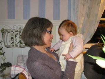 60-år Lille gæst i Snejbjerg