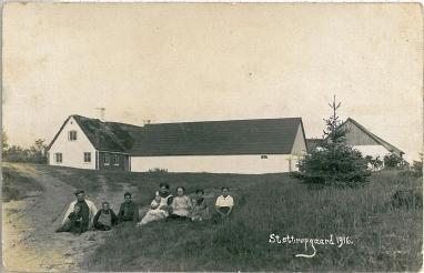 Støttrupgård 1916