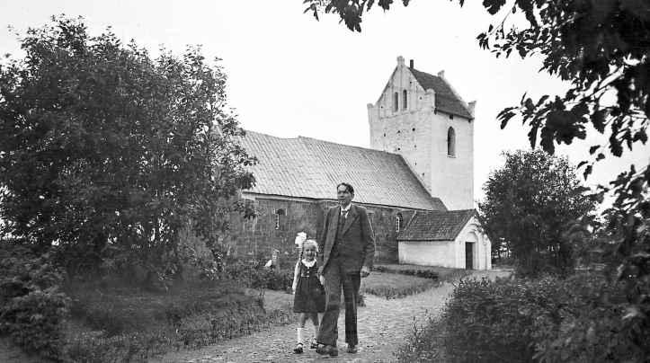 vedersø kirke og kaj munk