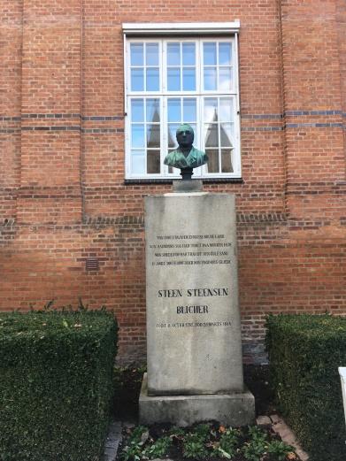 Blicher i Latinerhaven, Viborg