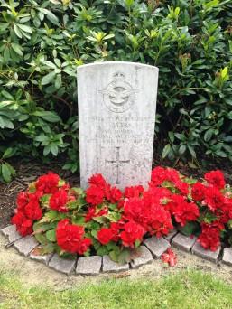 Ayers headstone