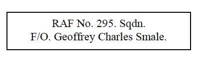 Geoffrey Charles Smale