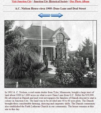 AC Nielsen house 1905