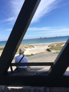 Skibe passere nord om Skagen
