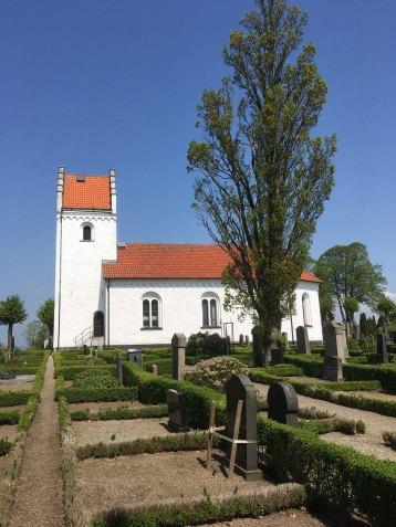 Hammenhög kirke