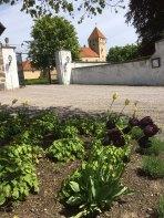 Tosterup gård og kirke