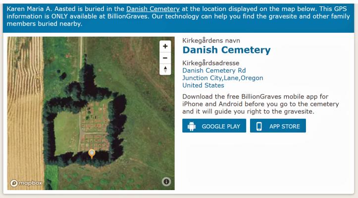 Danish Cemetery Junction City