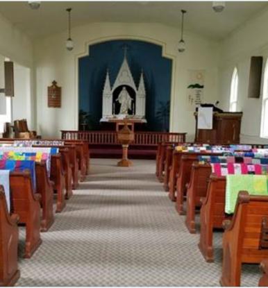 Faith Lutheran church - inside