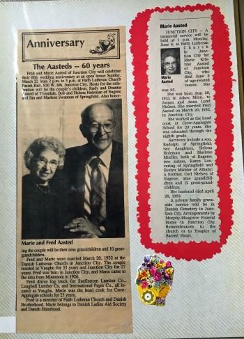 Udklip om Fred og Marie Aasted
