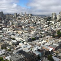 Vue from Coit Tower