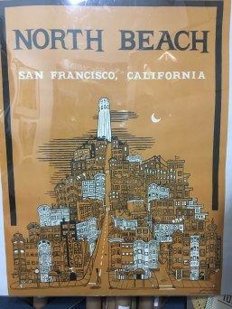 North Beach with Coit Tower