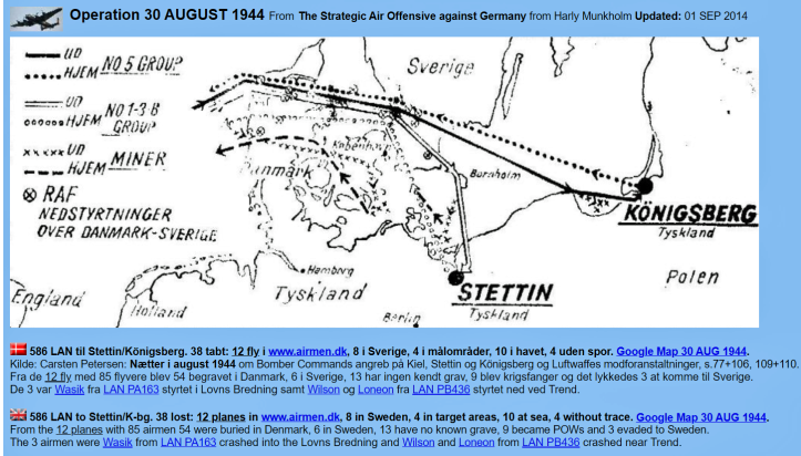Operation 30 august 1944