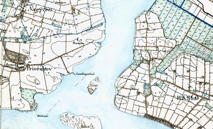 Priorskov - Flatø