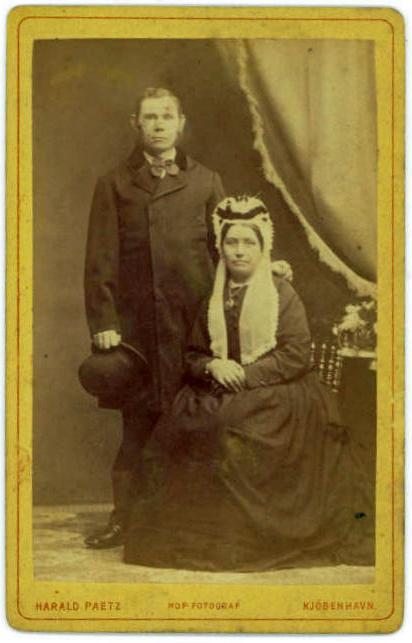 Vilhelm og Caroline
