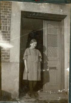 Ermegaard i døren til Ringstedvej 17