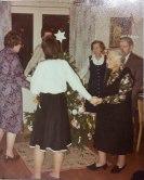 Familien omkring Juletræet