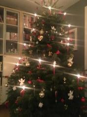 Juletræet i al sin glans