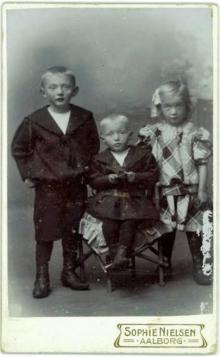 Peder, Alfred, Margrethe