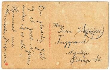 Julen 1917 på Tinggården