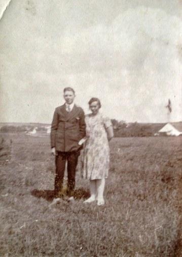 Hald og Agnes Vadsholt