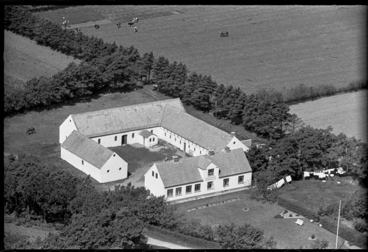 Brungård, Overlade 1948-2-1