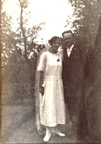 Eva og Johannes Larsen