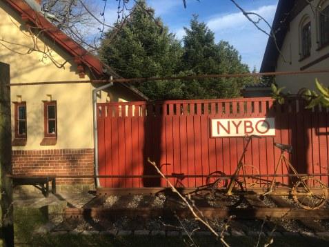Nybo station