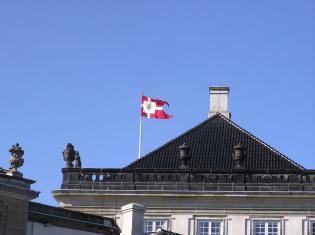 Amalienborg Frederik crownprins home