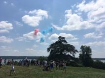Mount Vernon - fireworks